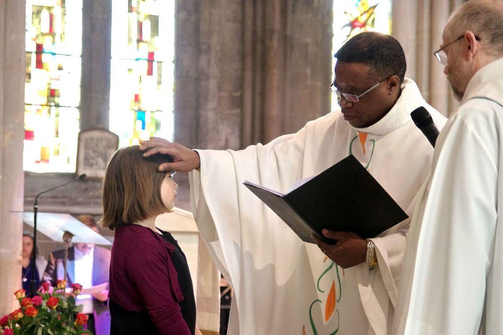Messe en famille