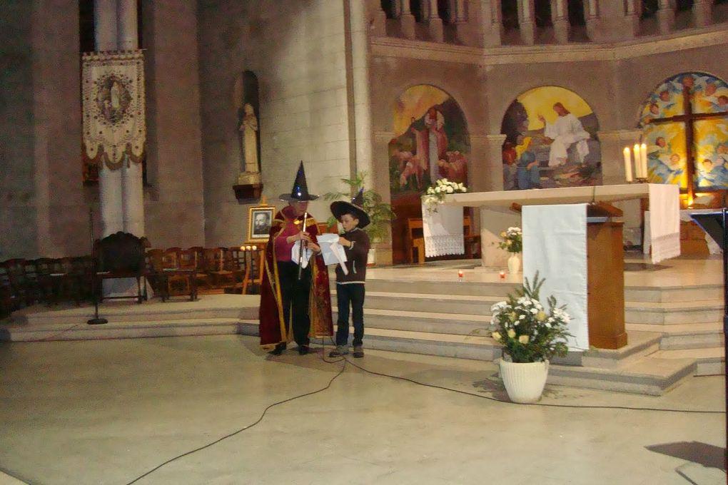 Noël 2013 dans les 3 églises de la paroisse...