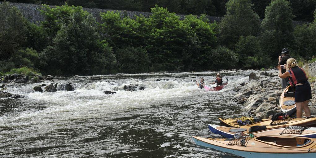 la Haute Loire du 15 au 19 août