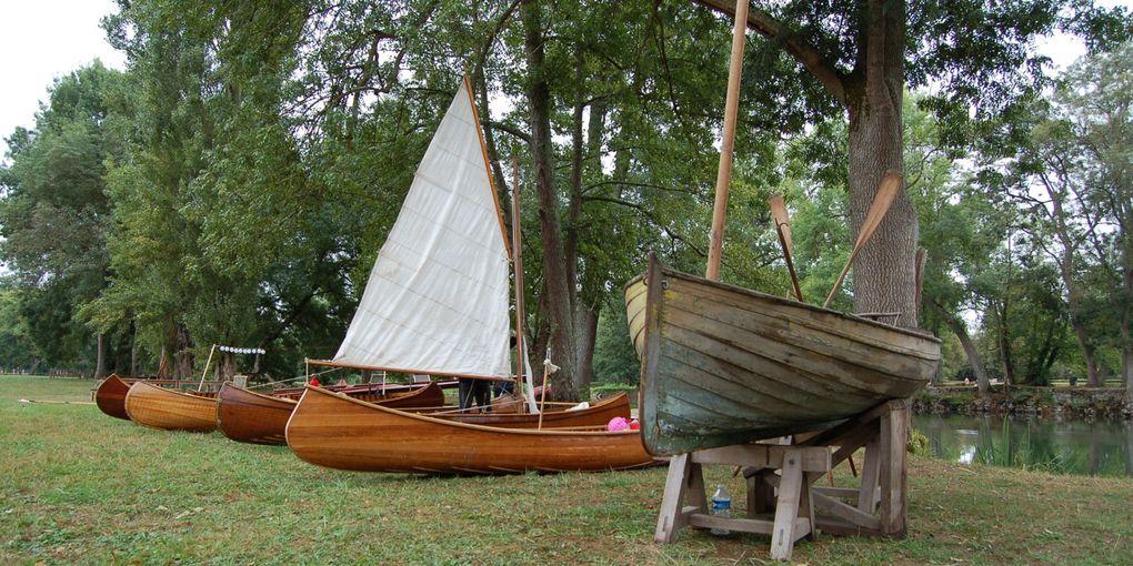 CANOTIERS EN FETE - Château de l'Islette - 17 &amp&#x3B; 18 septembre 2016
