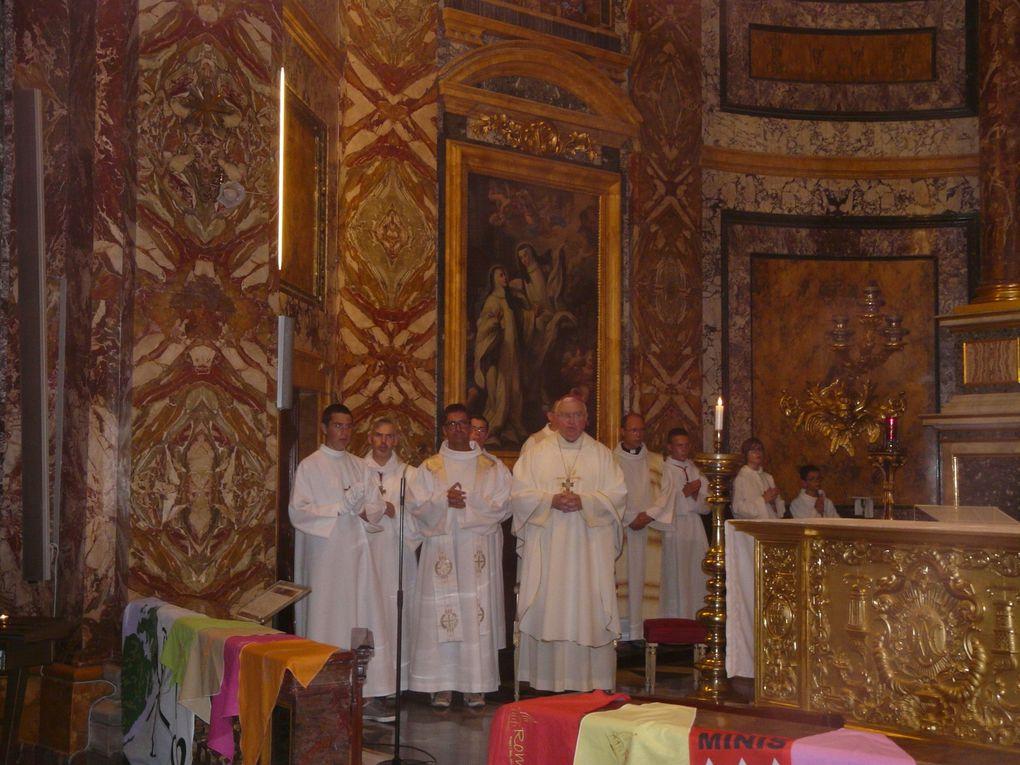 Messe à Saint-Antoine des Portugais