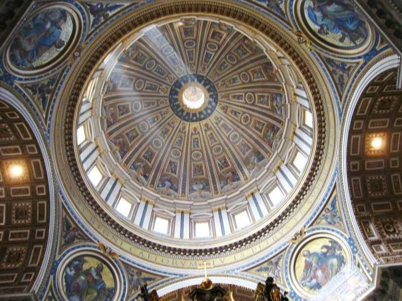 Dans un mois : Rome !