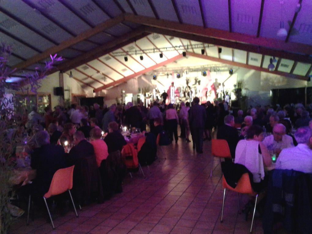 """Thé Dansant à Myennes avec Thibault Colas, à Trouy avec Mickael Pigeat, Diner Dansant à Mehun sur Yèvre avec les """"PatKrispol"""""""