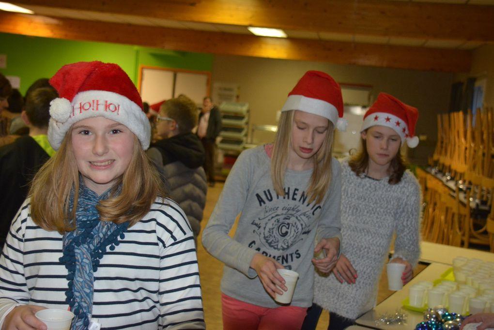 Go Project : Goûter de Noël