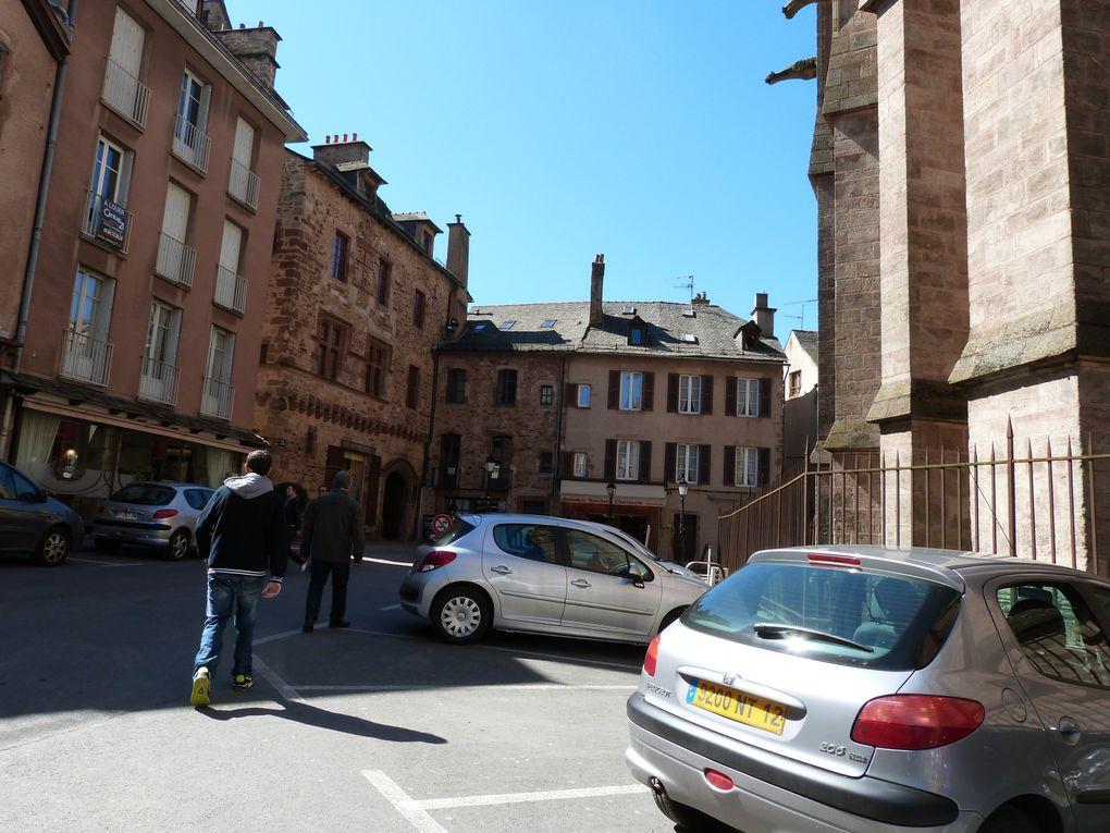 Visite de Rodez