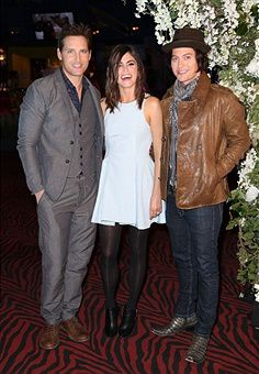 Peter, Nikki &amp&#x3B; Jackson: Twilight Forever Fan Experience