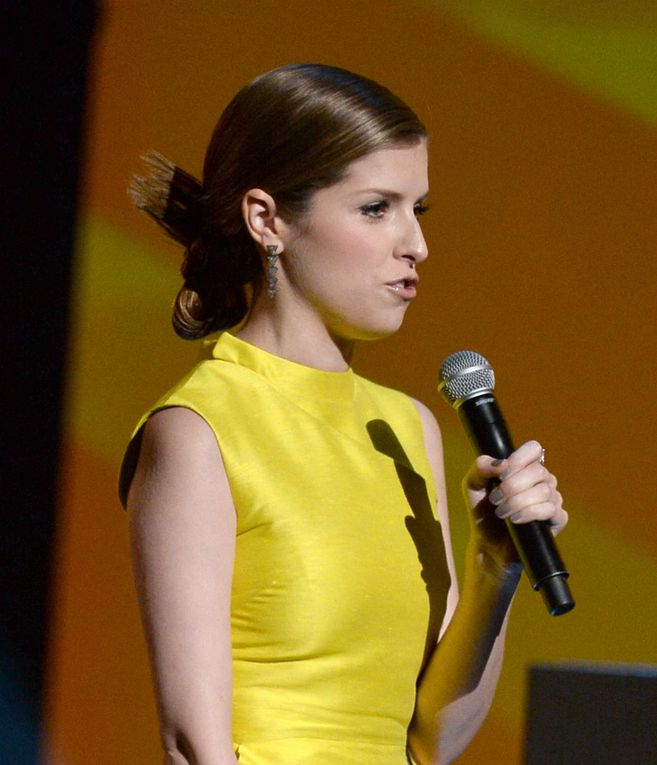 """Anna Kendrick : """"The Night That Changed America&quot&#x3B;"""