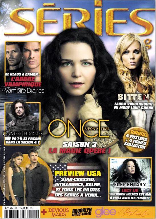 Sélection Magazines Mars 2014