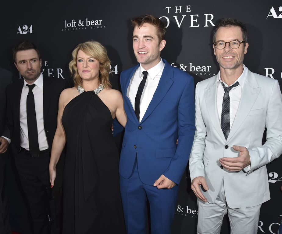 The Rover Avec Robert Pattinson
