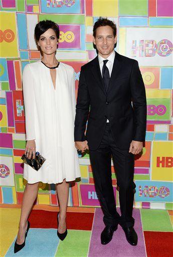 Peter Facinelli : Soirée des Emmy Awards