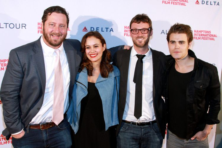 Paul Wesley au Hamptons Film Festival