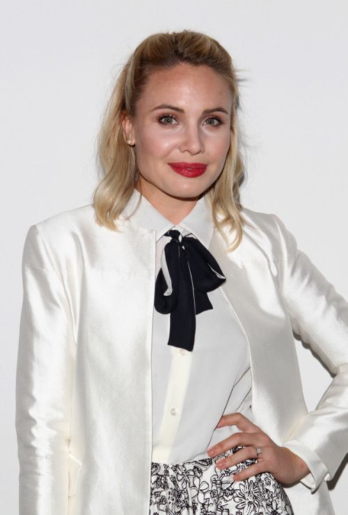 Ruffian Spring 2015 Fashion Show : Leah Pipes