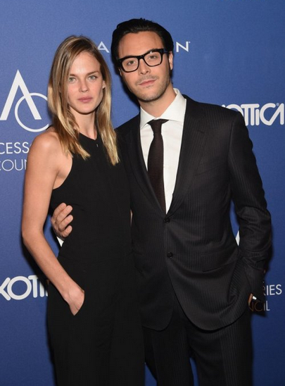 Jamie à l'événement H&M à Londres et Jack Huston aux Accessories Council ACE Awards