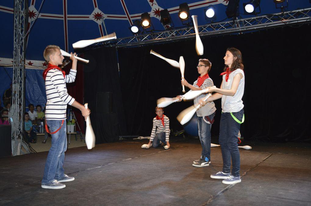 Cirque Remontée de Bretelle - Mercredi 18 juin
