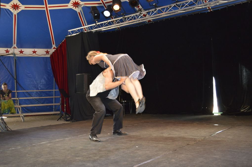 Spectacle - Festival : 4 Z arts, Bac Ground