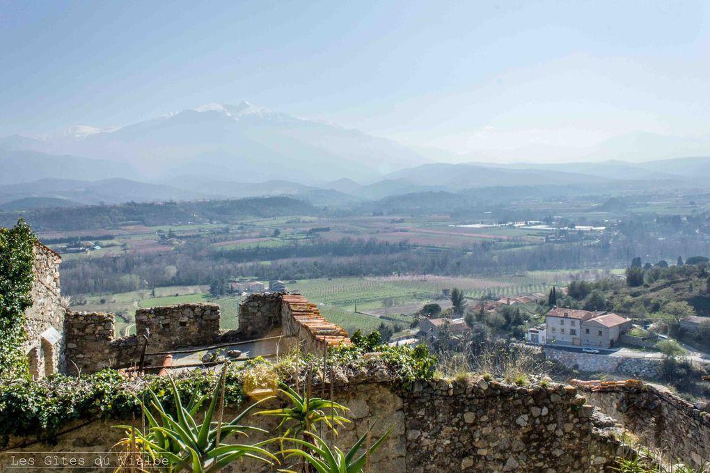 Visite Villefranche-de-Conflent et le village d'Eus