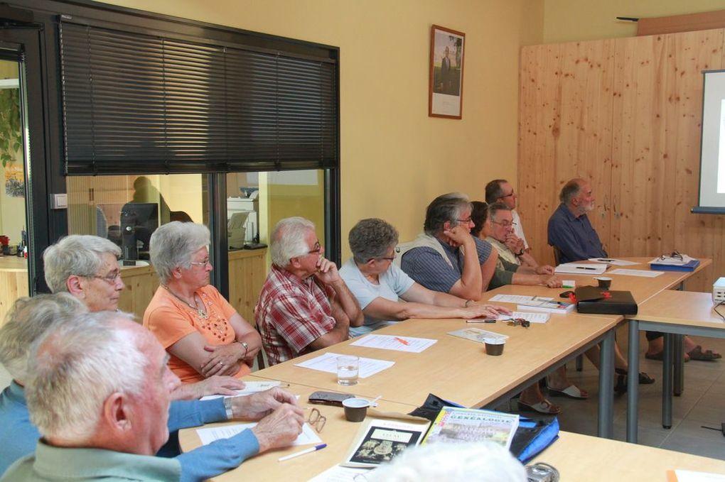 Compte-rendu de la réunion du Réseau du 6 juillet 2013