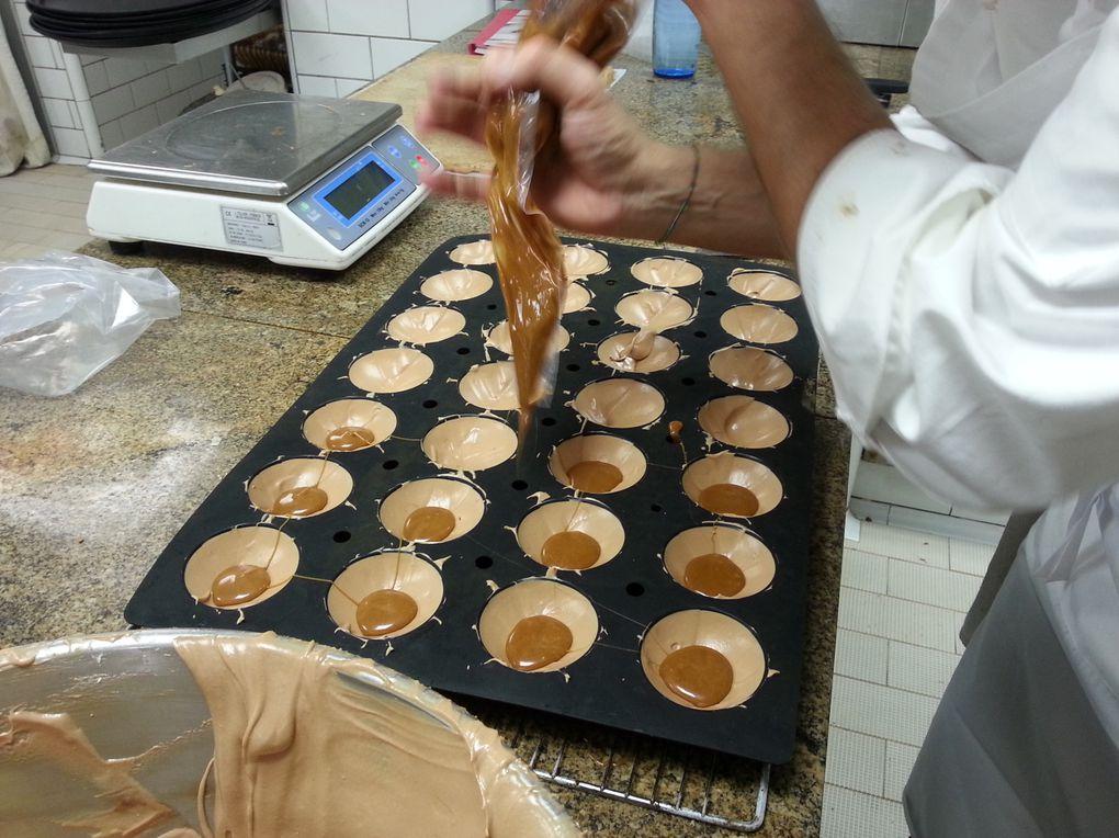Rocher Caramel de Jean-Michel LLorca - Angel's Kitchen