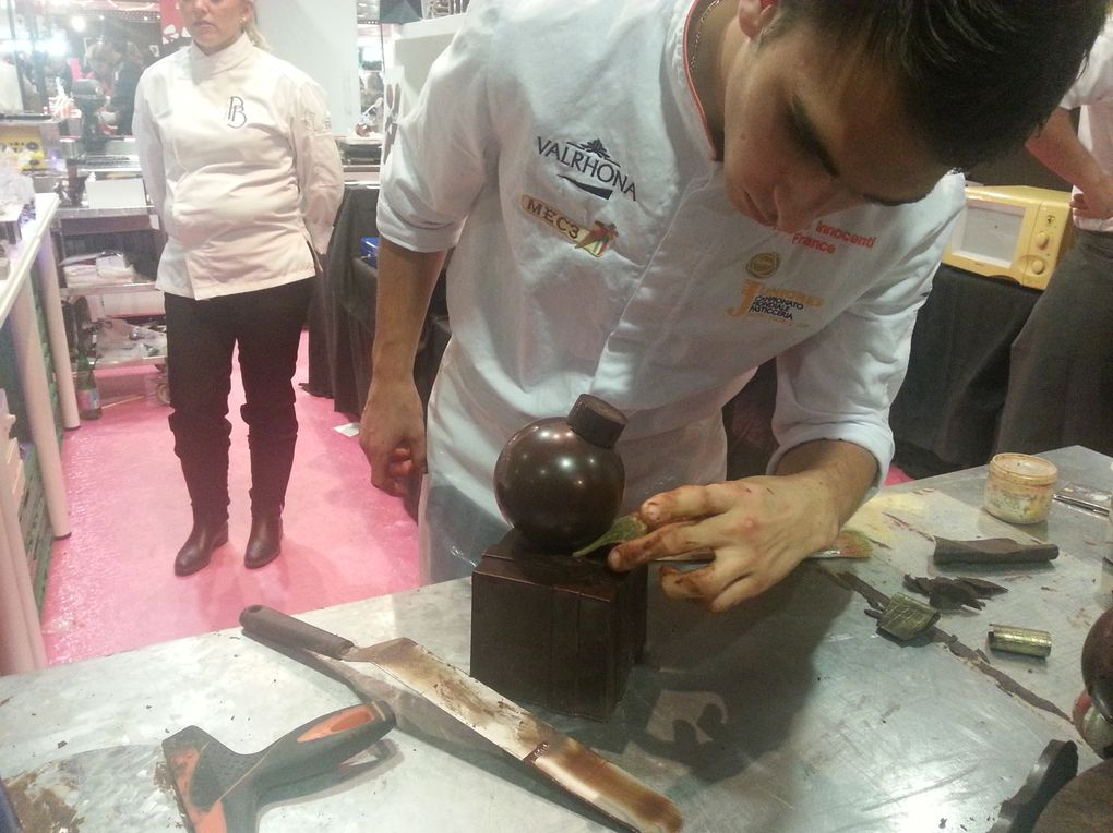 Le Salon du Chocolat de Cannes le 25 Novembre 2013 - Angel's Kitchen