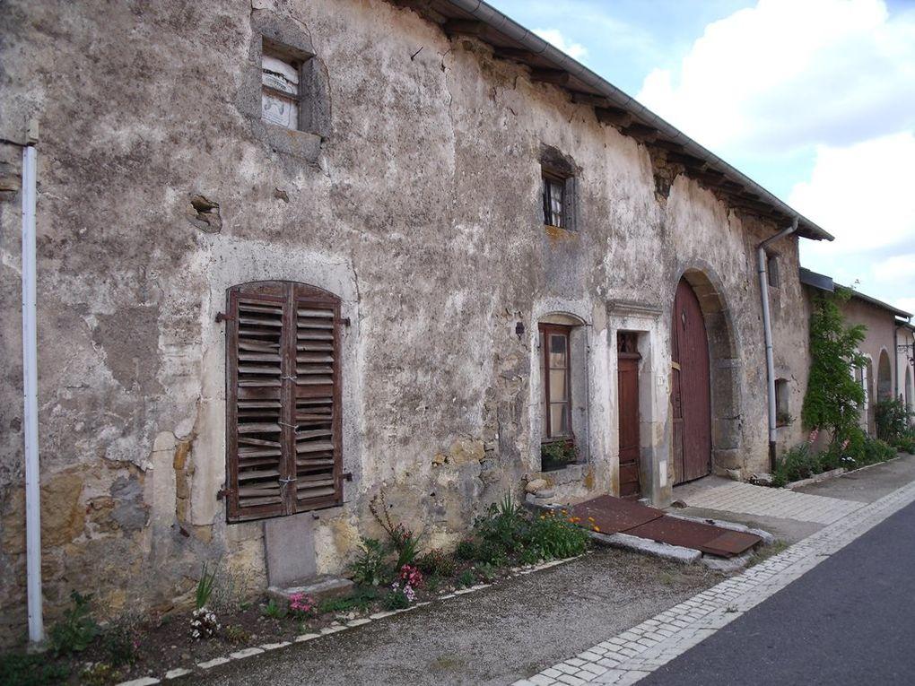Vaudémont, on the hill near Sion