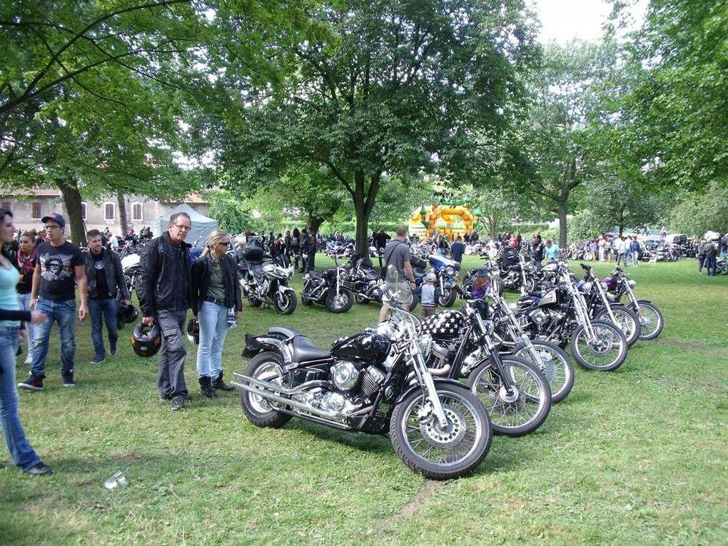 Harley Davidson in Pont-à-Mousson