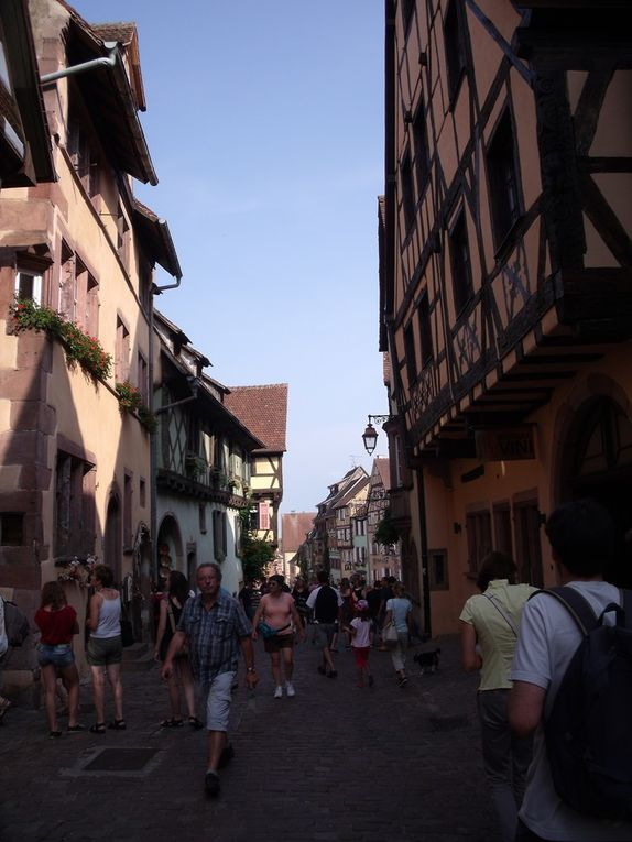 Riquewihr, a medieval town of Alsace