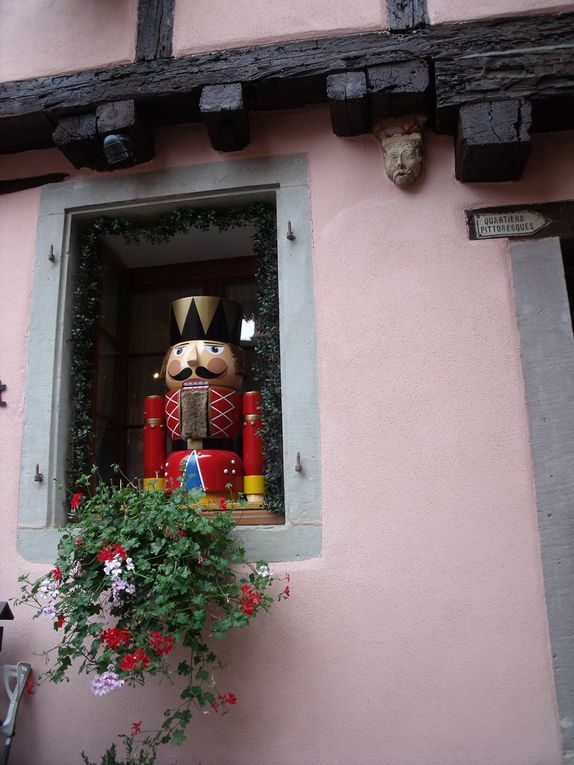 Christmas forever in Riquewihr in Alsace