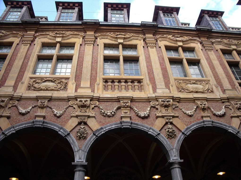 Lille, a pleasant walk around