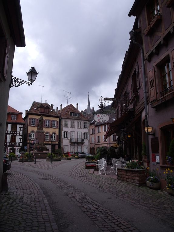 Ribeauvillé in Alsace