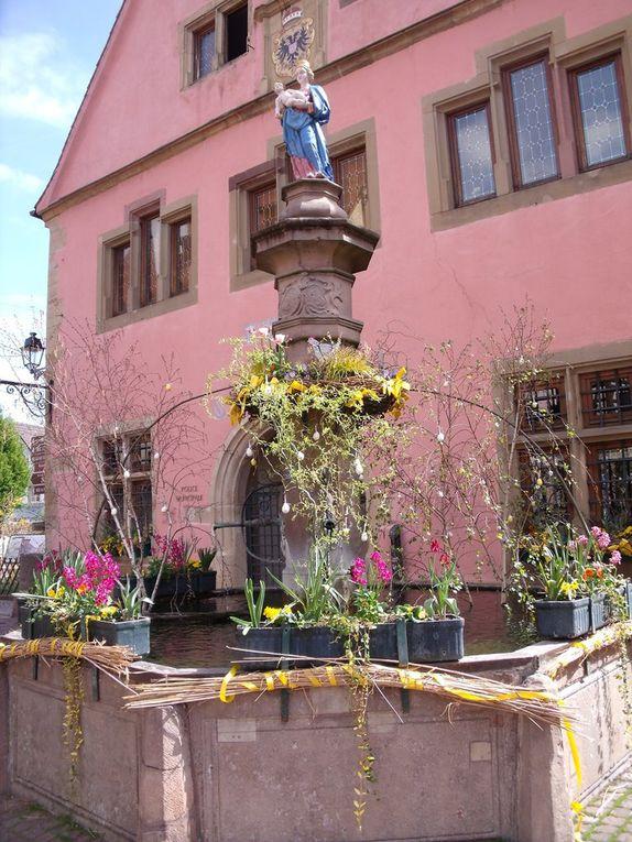 Turckheim in Alsace