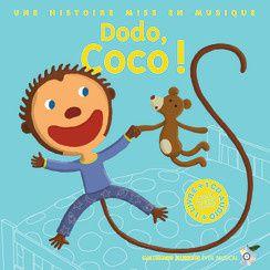Découvrez vite les aventures de Coco, petit singe malicieux. De vrais instruments, mais aussi de vrais bruits, familiers et chaleureux, pour éveiller l'oreille des tout-petits à la musique...