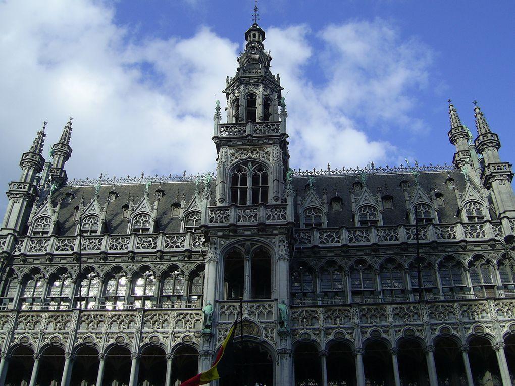 Trois jours à Bruxelles - 2.02 La Grand-Place (La Maison du Roi)