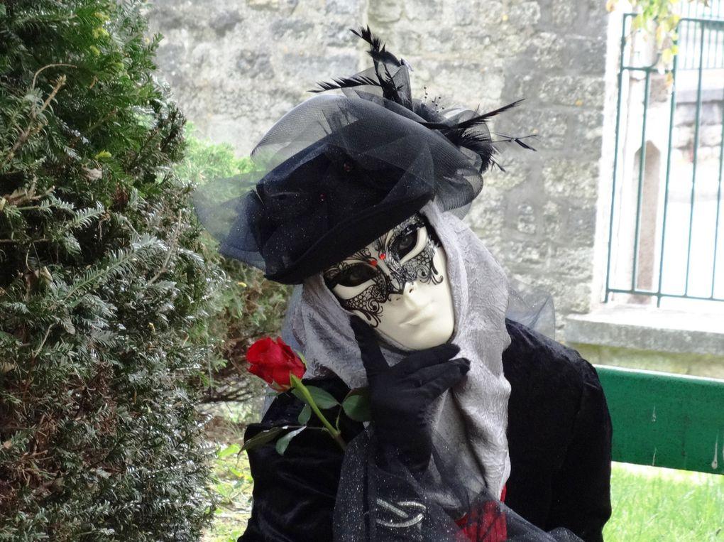 Carnaval vénitien 2014 à Verdun