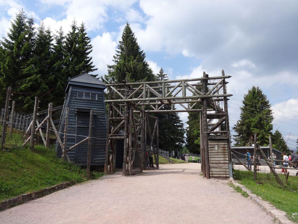 Camp de Natzwiller-Struthof et Mémorial de Schirmeck