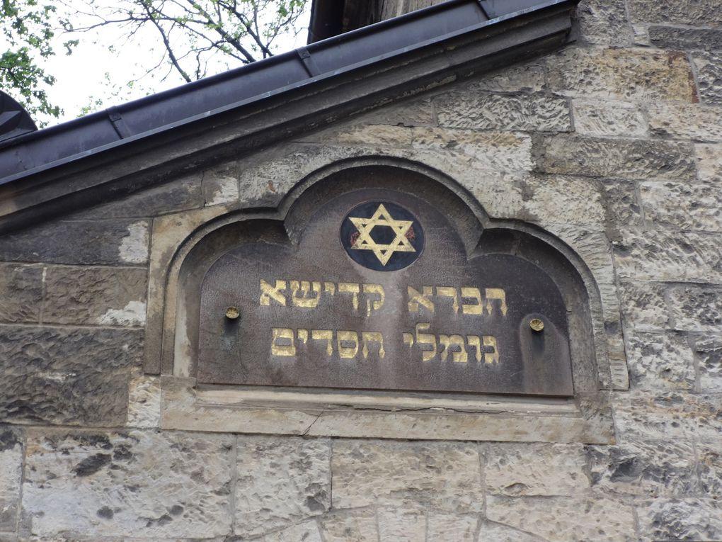 Six jours à Prague - 5. La cité juive