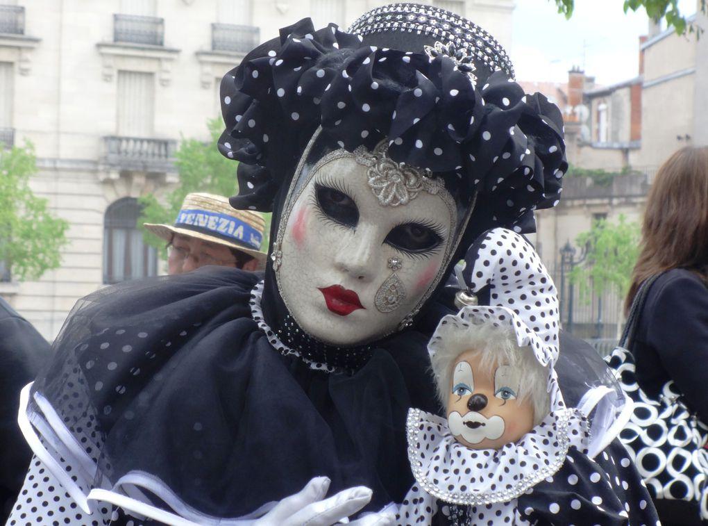 Carnaval vénitien 2015 à Verdun