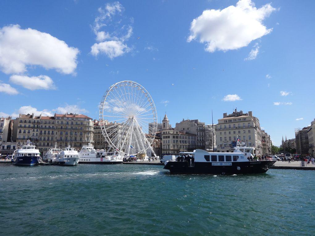 Marseille - 1.Le Vieux-Port