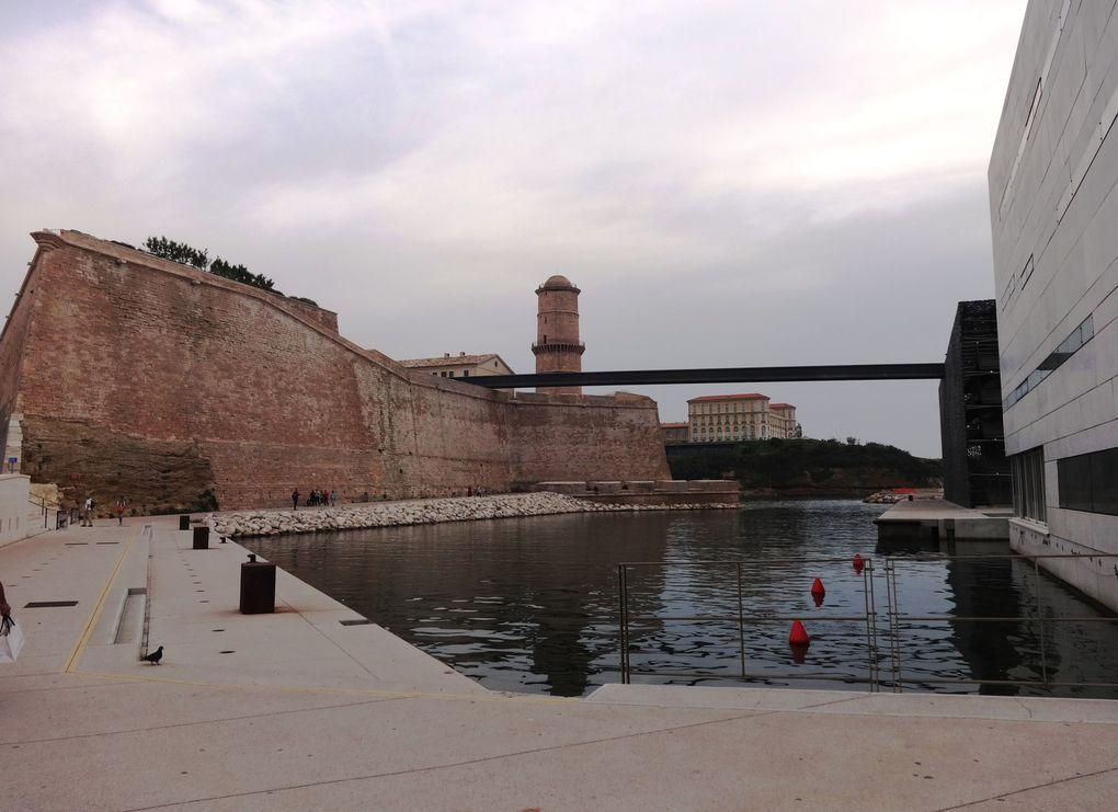 Marseille - 2. Le MuCEM