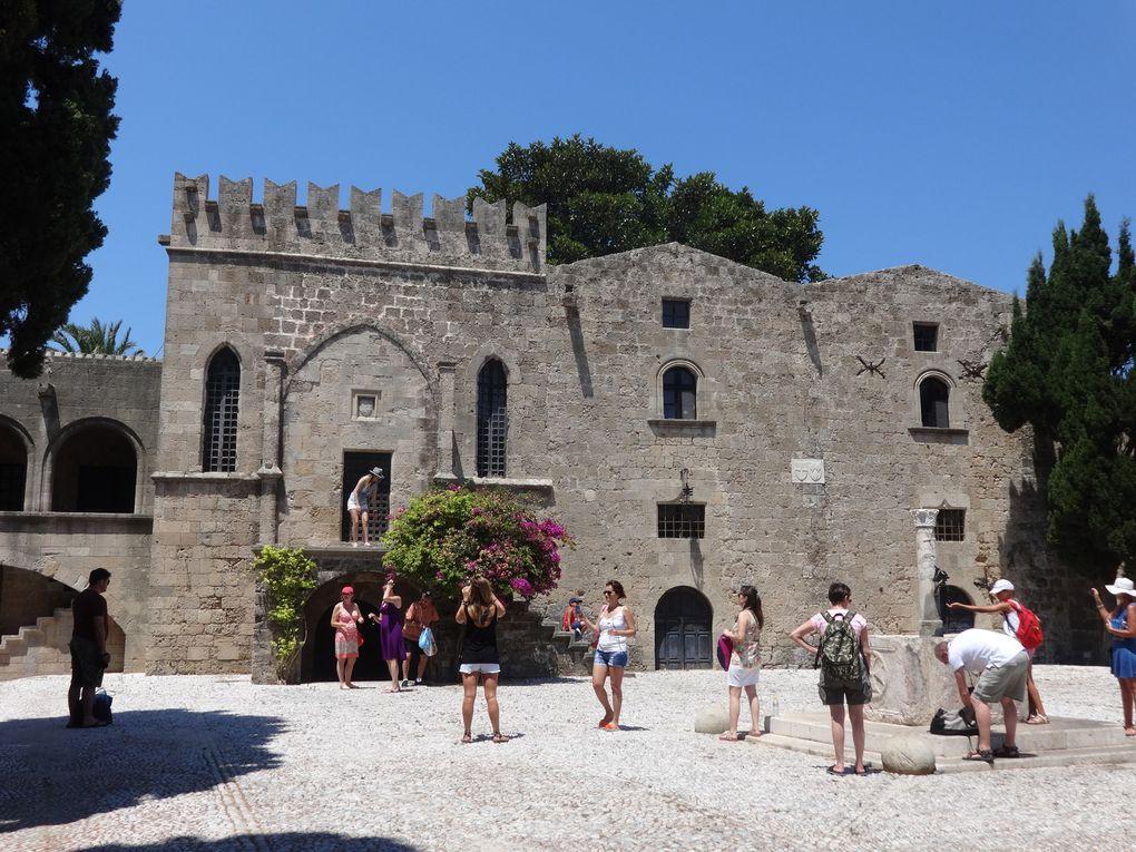 Ile de Rhodes - 6.a/Rhodes : la cité médiévale