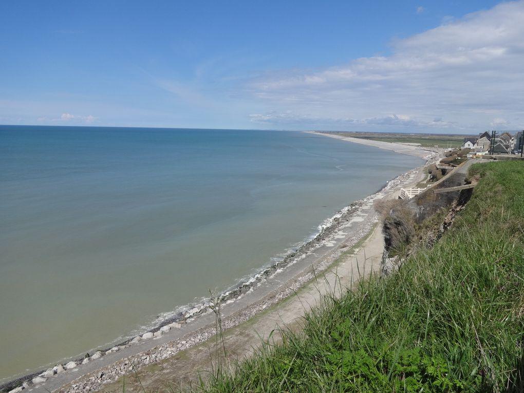 La Baie de Somme et ses environs - 6.Les falaises d'Ault