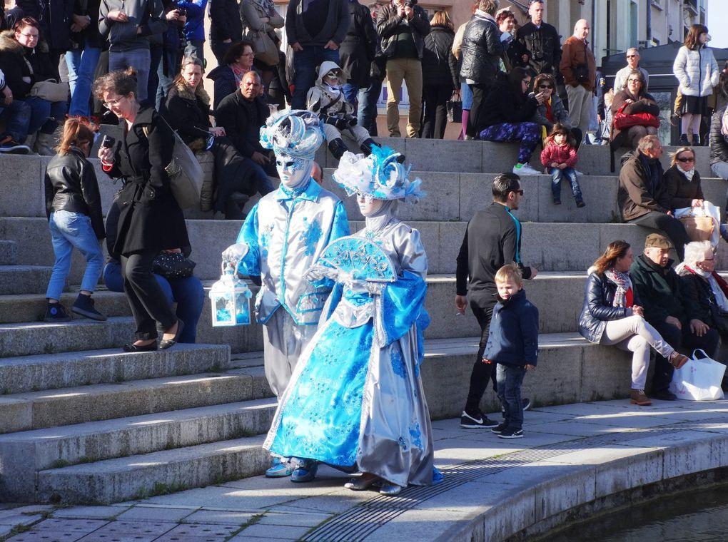 Carnaval vénitien 2017 à Verdun
