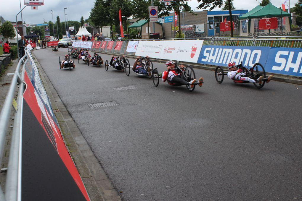 Résultats de la Coupe du Monde Paracycliste à EMMEN (Pays Bas)