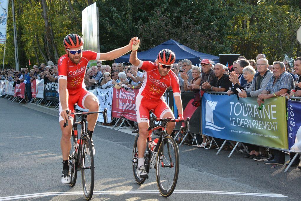 Trophée cycliste Handisport de Montlouis