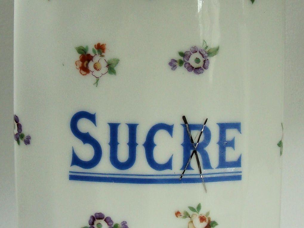 SUCRE / SUCE / COCAÏNE
