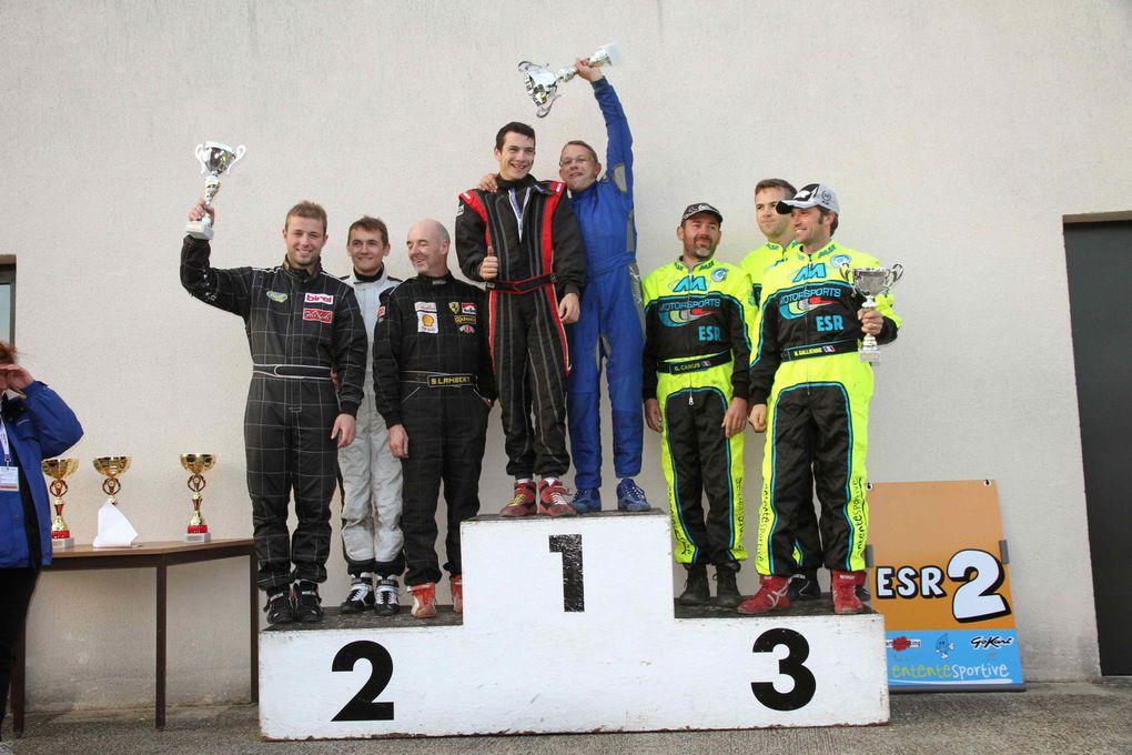 Endurance KFS Angerville: photos