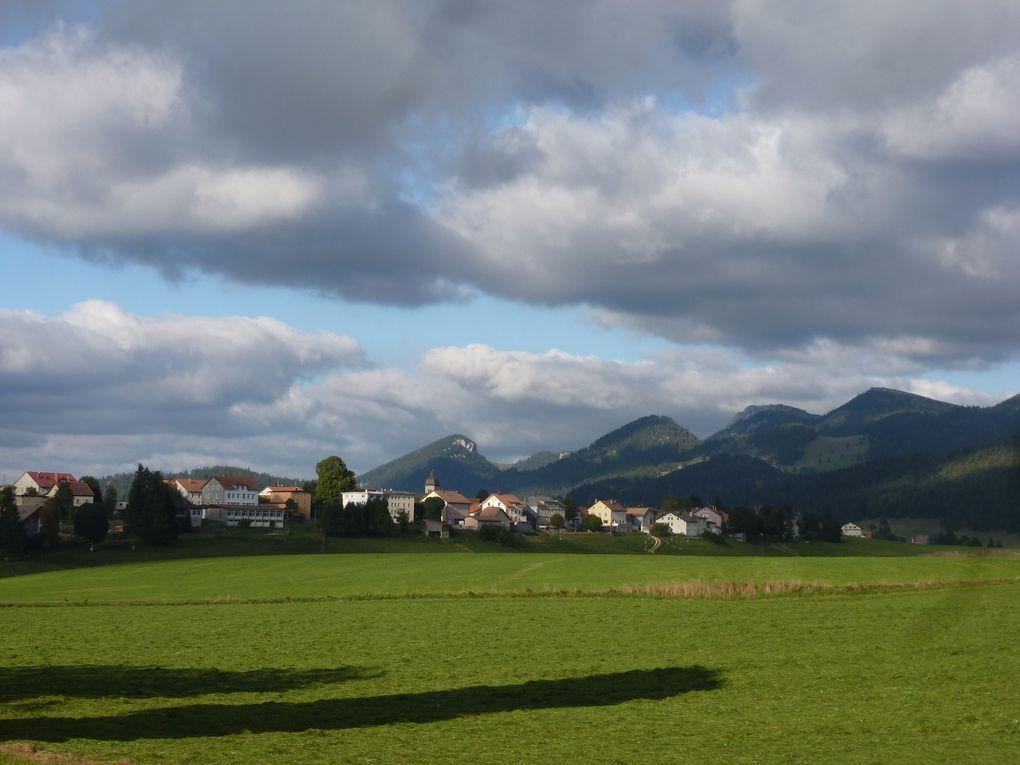 13 septembre 2014 - Mont Chasseral, à la croisée des cantons