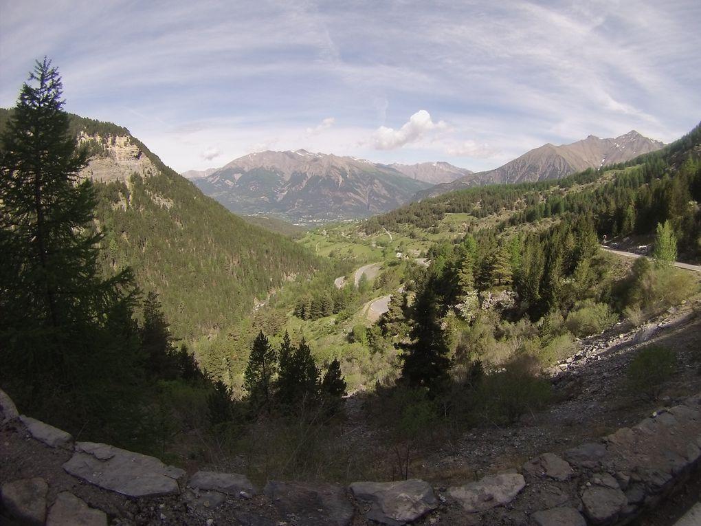 19 mai 2015 - Séjour alpin (3) - Col de la Bonnette