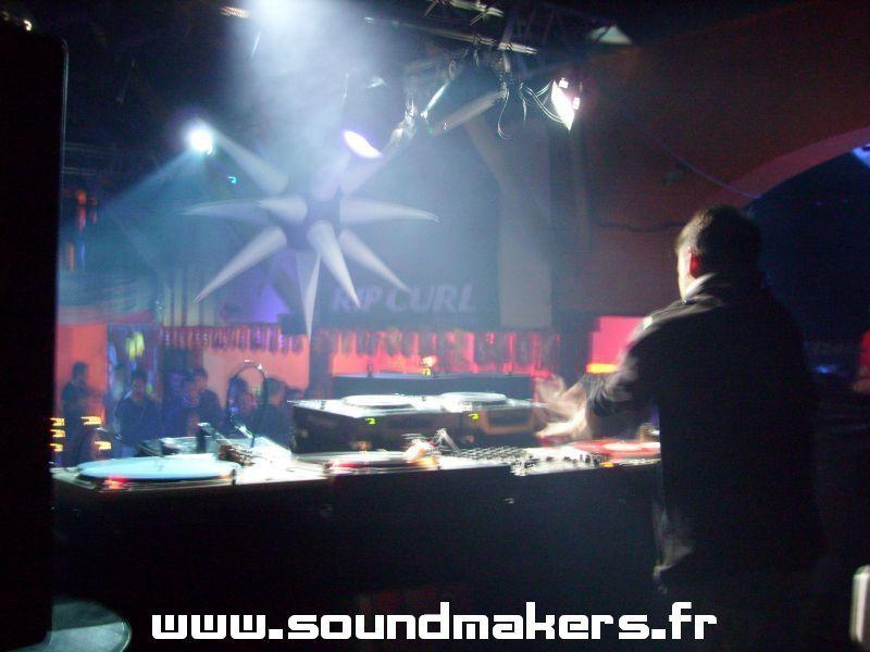 Fritz (Sound Makers) @ Fiesta Russia (Palacio/64)