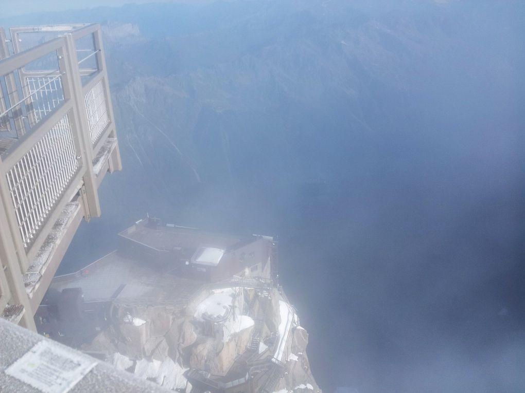 somptueux, théâtral Mont Blanc