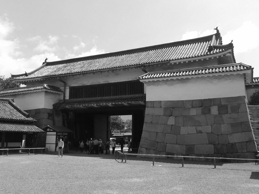 le chateau de Nijo jo